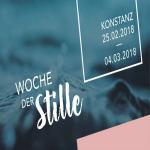 Quelle:  Woche der Stille/Konstanz